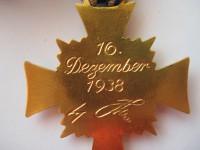крест немецкой матери золотая степень
