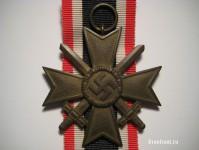 Крест военных заслуг 2 класса с мечами